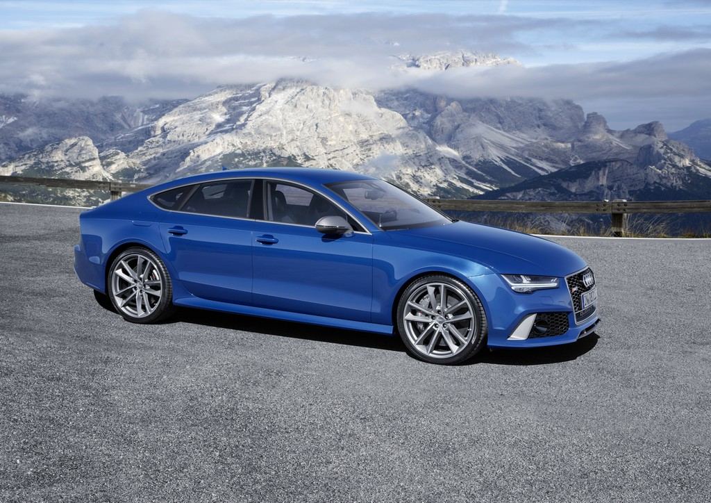 Audi RS 7 Sportback Performance Laterale