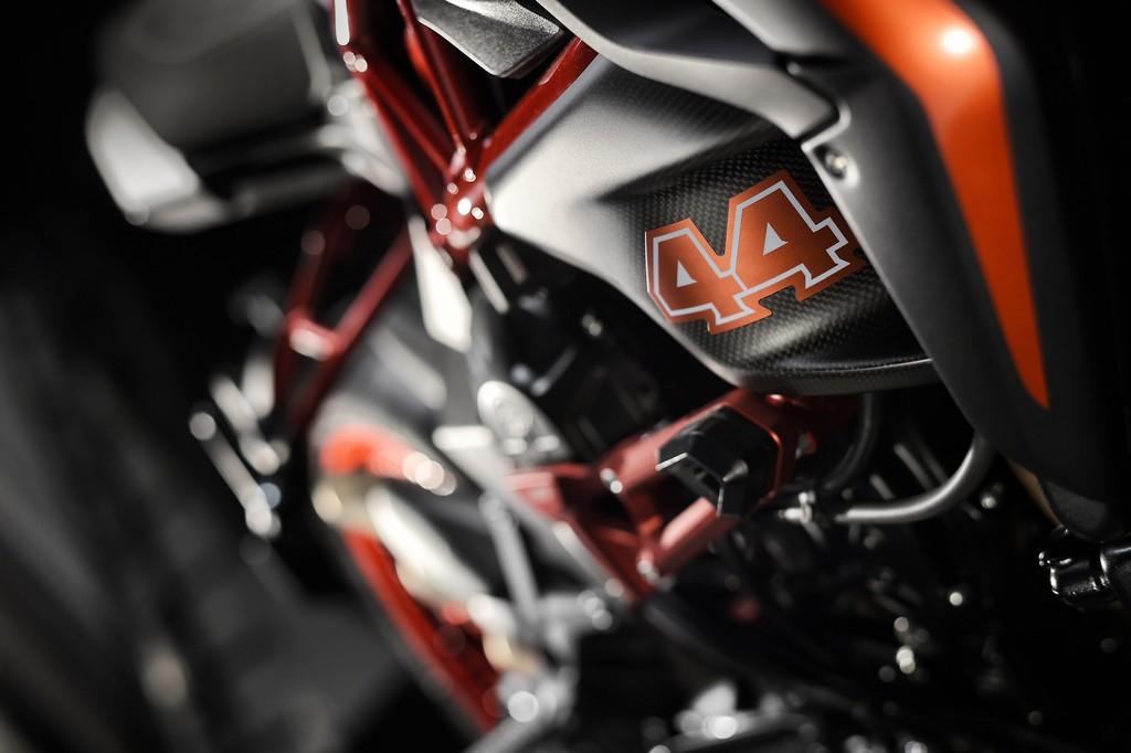 MV Agusta Dragster RR LH 44 Numero