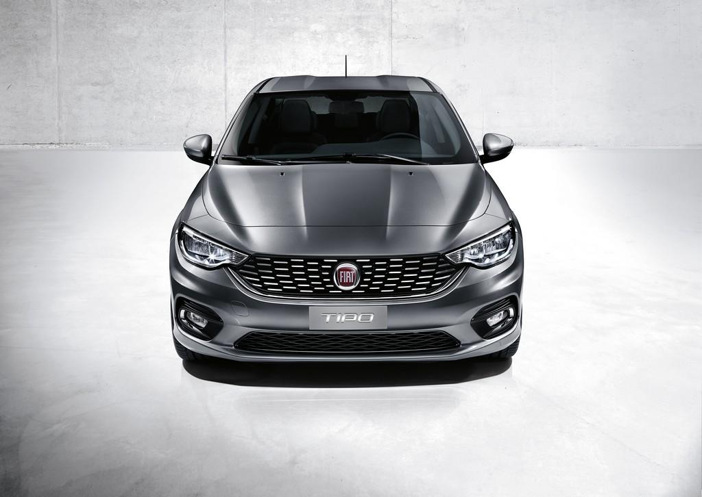 Fiat nuova Tipo Davanti