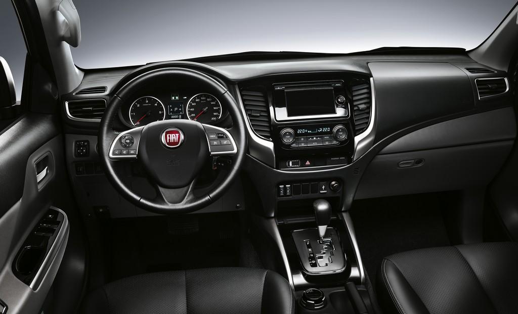 Fiat Fullback Interni