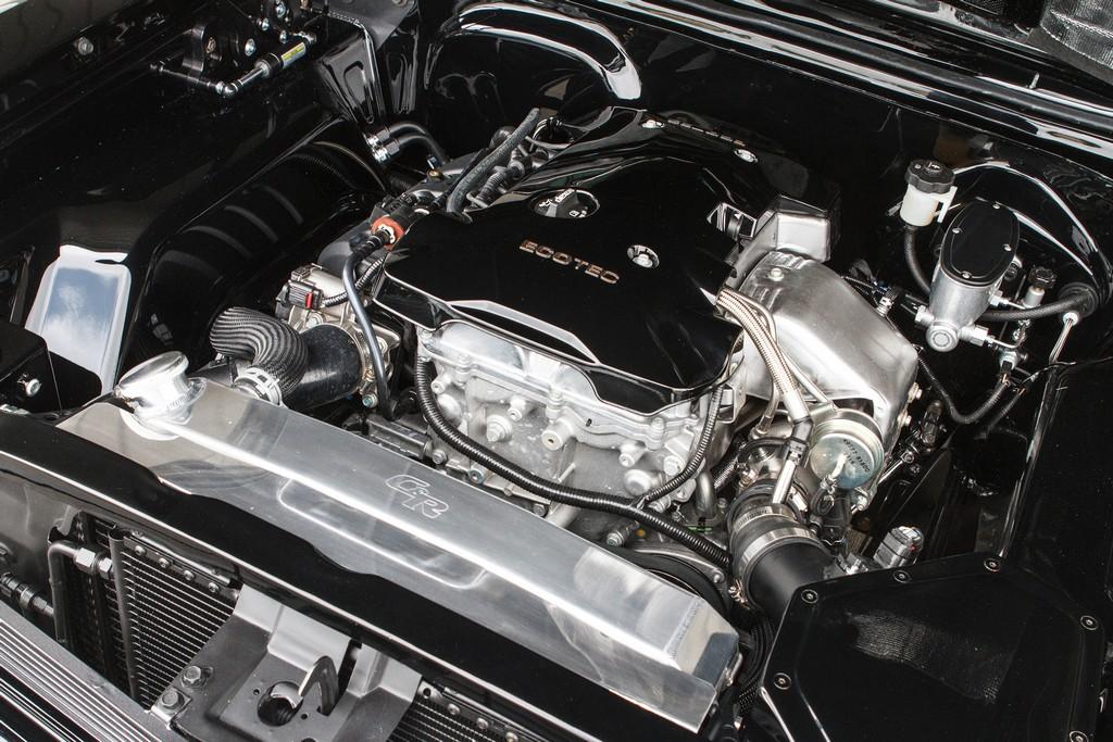 Chevy NOVA 2.0 LTG Sema Show 2015 Motore