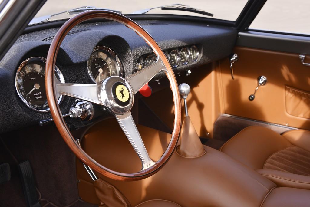 Ferrari 250 GT SWB Berlinetta Competizione Interni