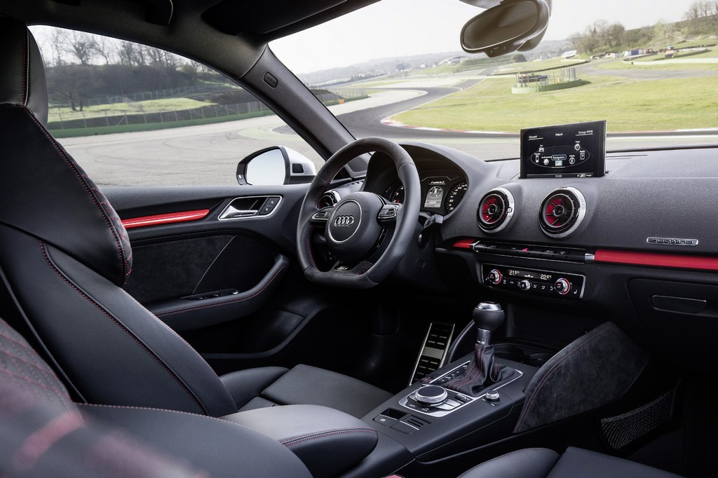 Audi RS3 Sportback Interni