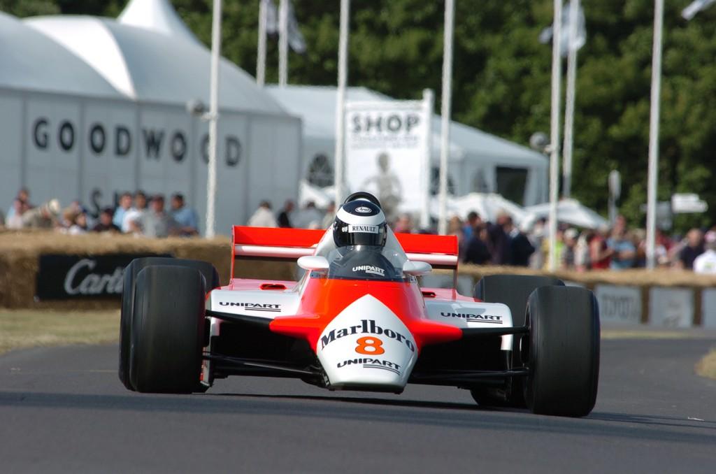Effetto Suolo McLaren