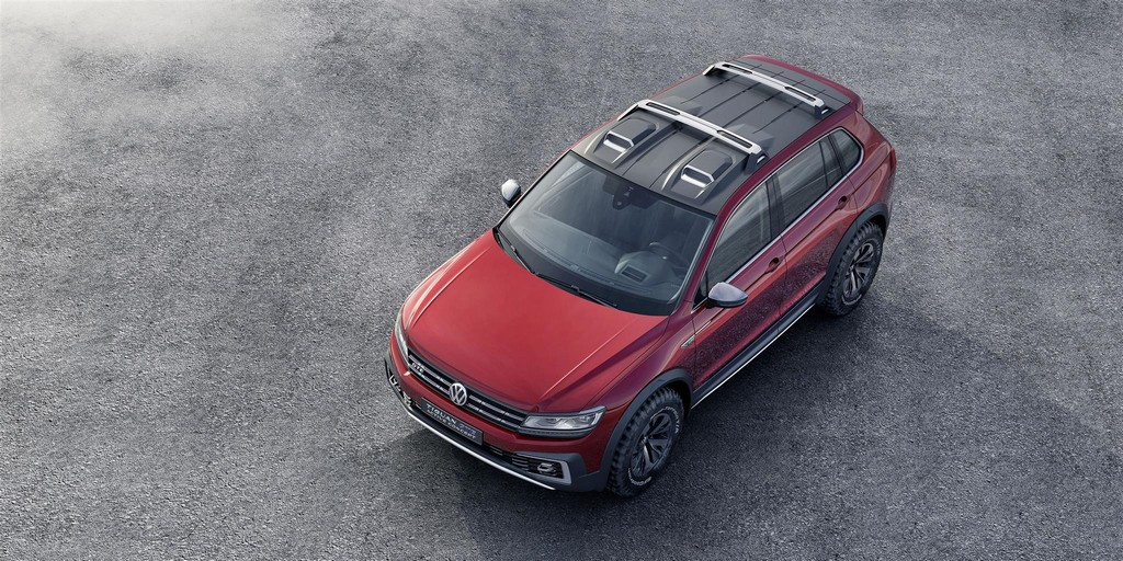 Volkswagen Tiguan GTE Active Concept Alto