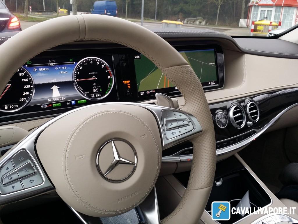 Mercedes S 500 Plug-In Hybrid Interni-1