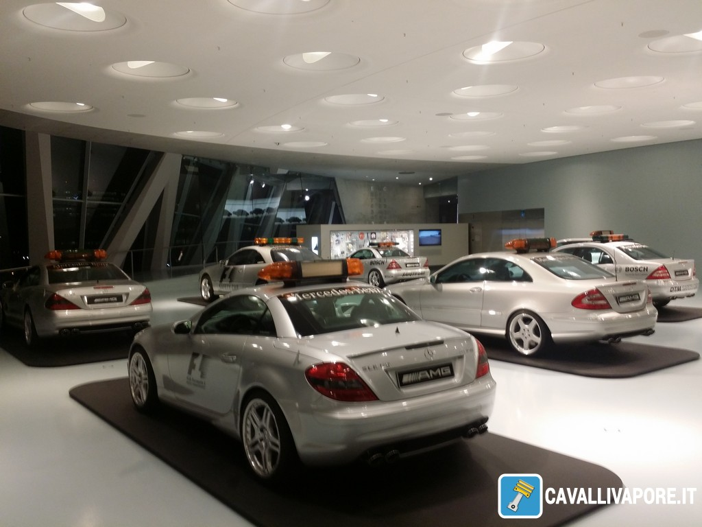Museo Mercedes-Benz Stoccarda-48