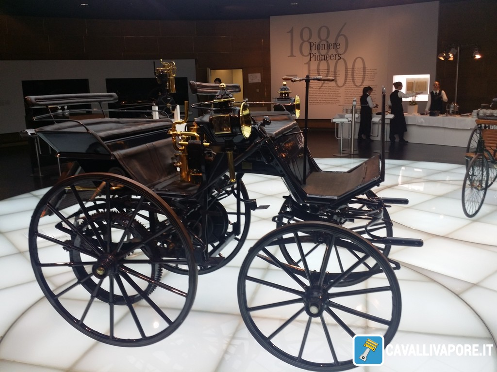 Museo Mercedes-Benz Stoccarda-08