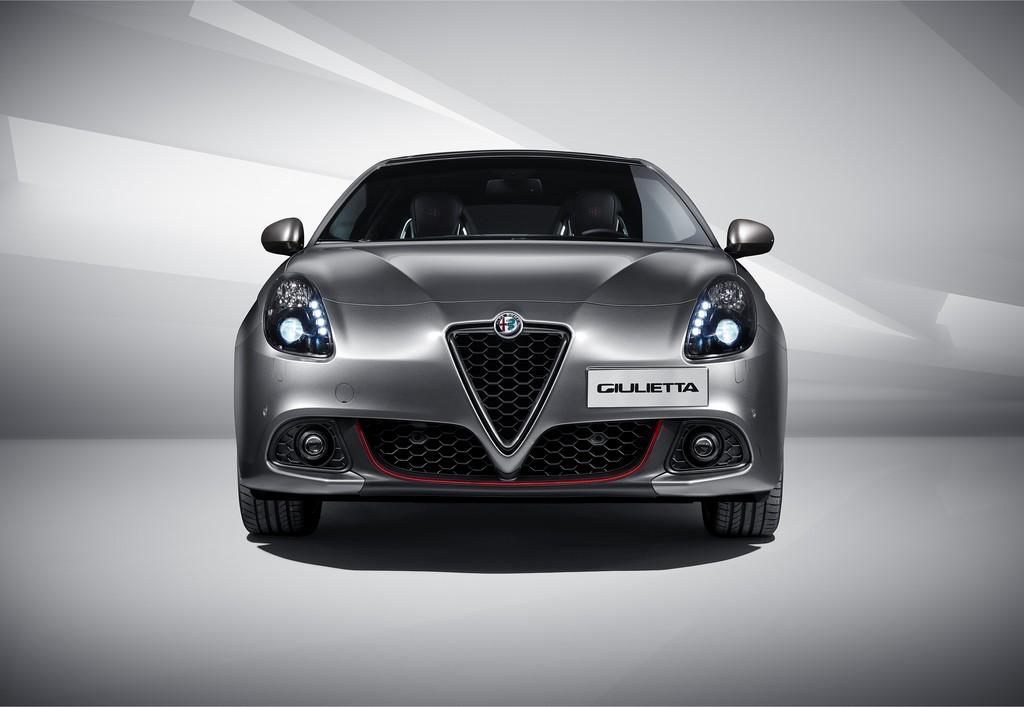 Alfa Romeo Giulietta Fronte