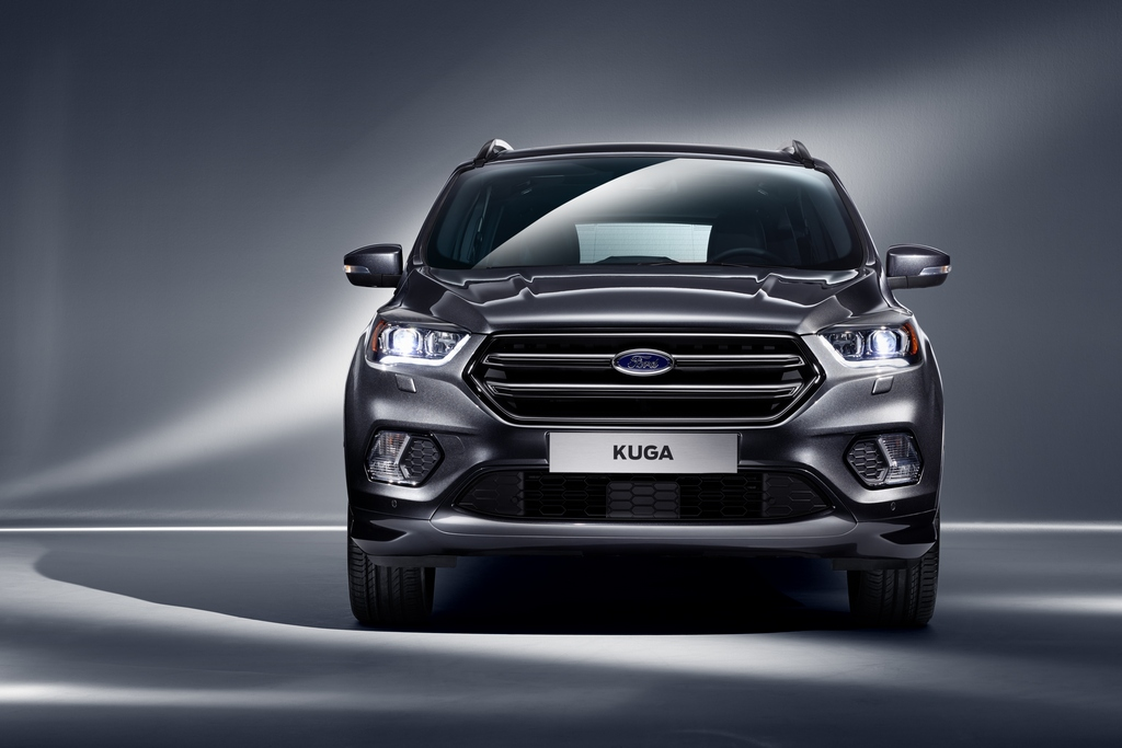 Ford Kuga Fronte