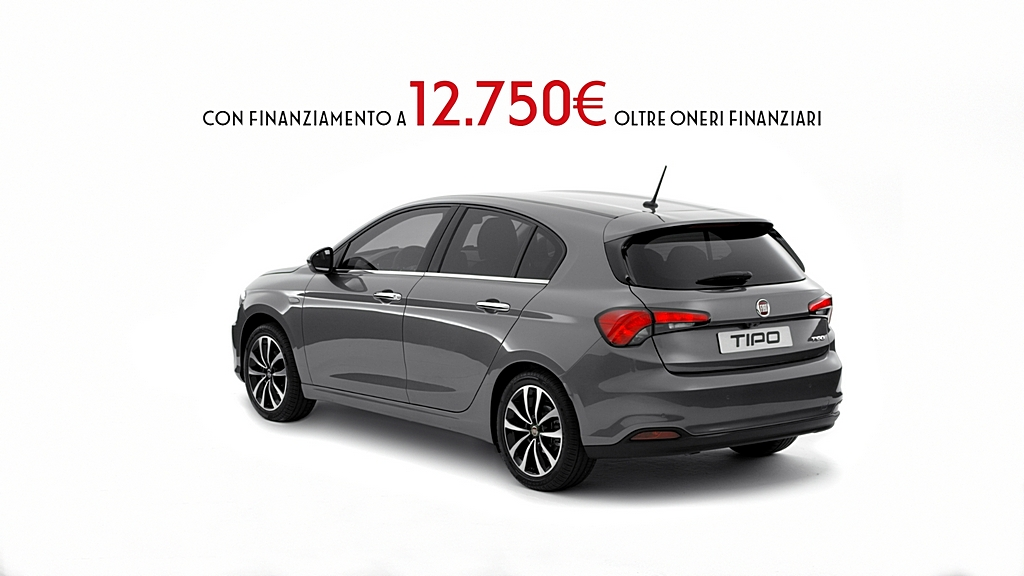 Fiat Tipo: svelati i prezzi della 5 porte | in offerta lancio a ...