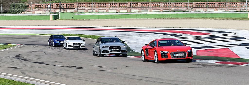 Audi Sport Imola