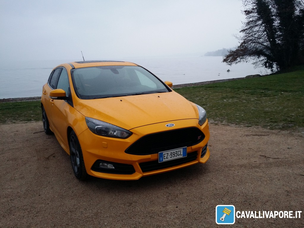 Ford Focus ST Fronte
