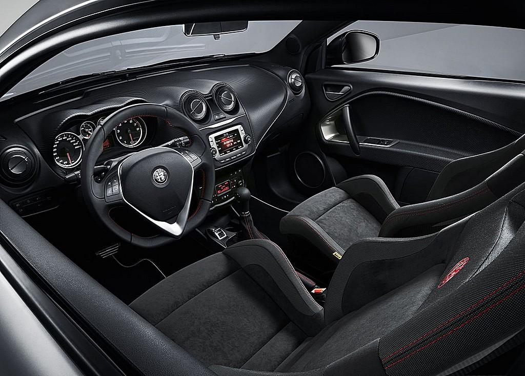 Alfa Romeo Nuova MITO Interni