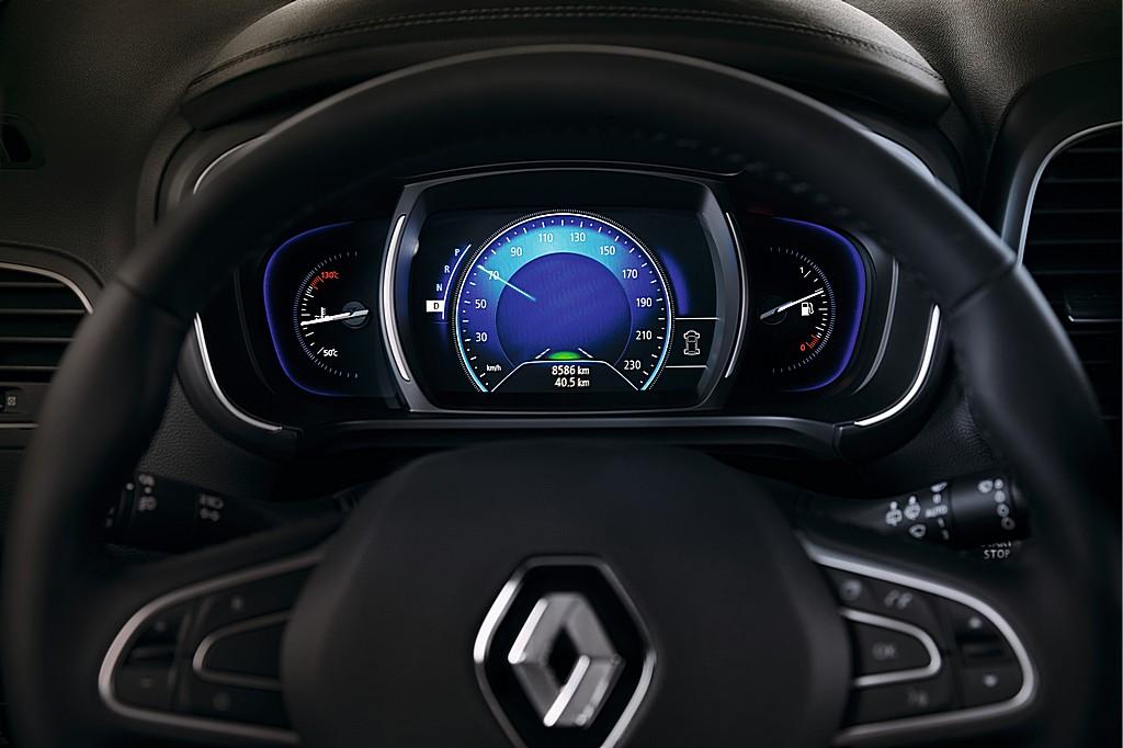 Renault nuova Koleos Cruscotto