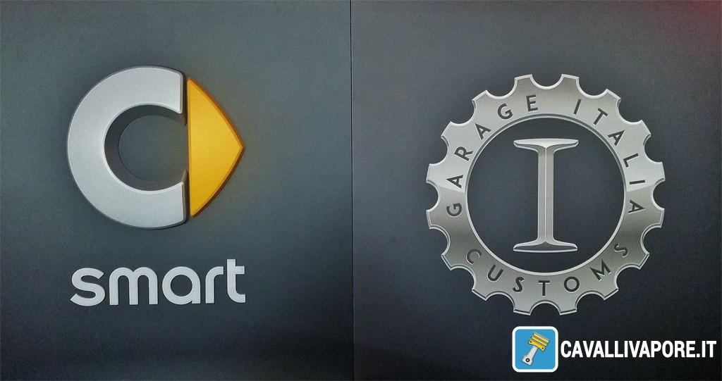 smart Garage Italia Collection Presentazione Loghi