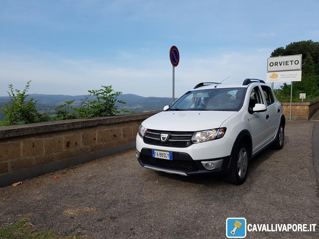 Dacia Sandero Stepway Orvieto