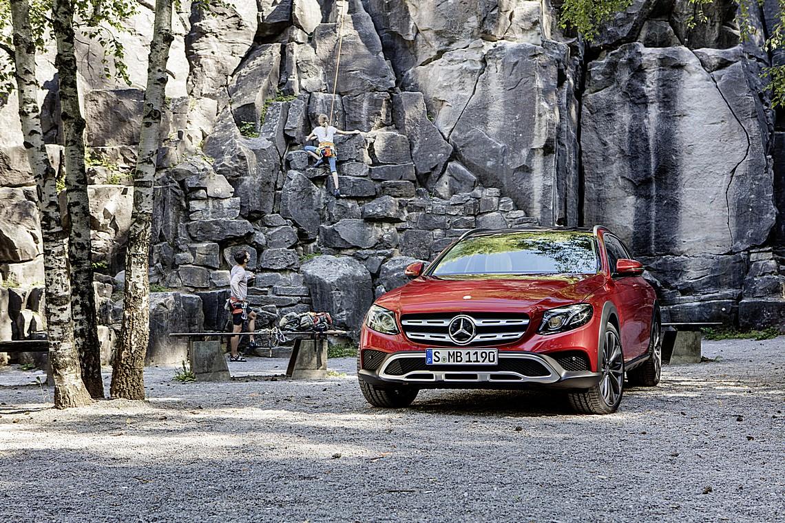 Mercedes Classe E All Terrain 7