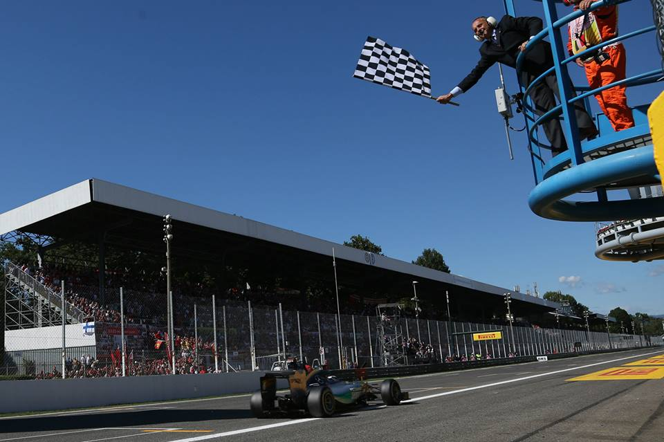 Mercedes GOMB Monza F1 4