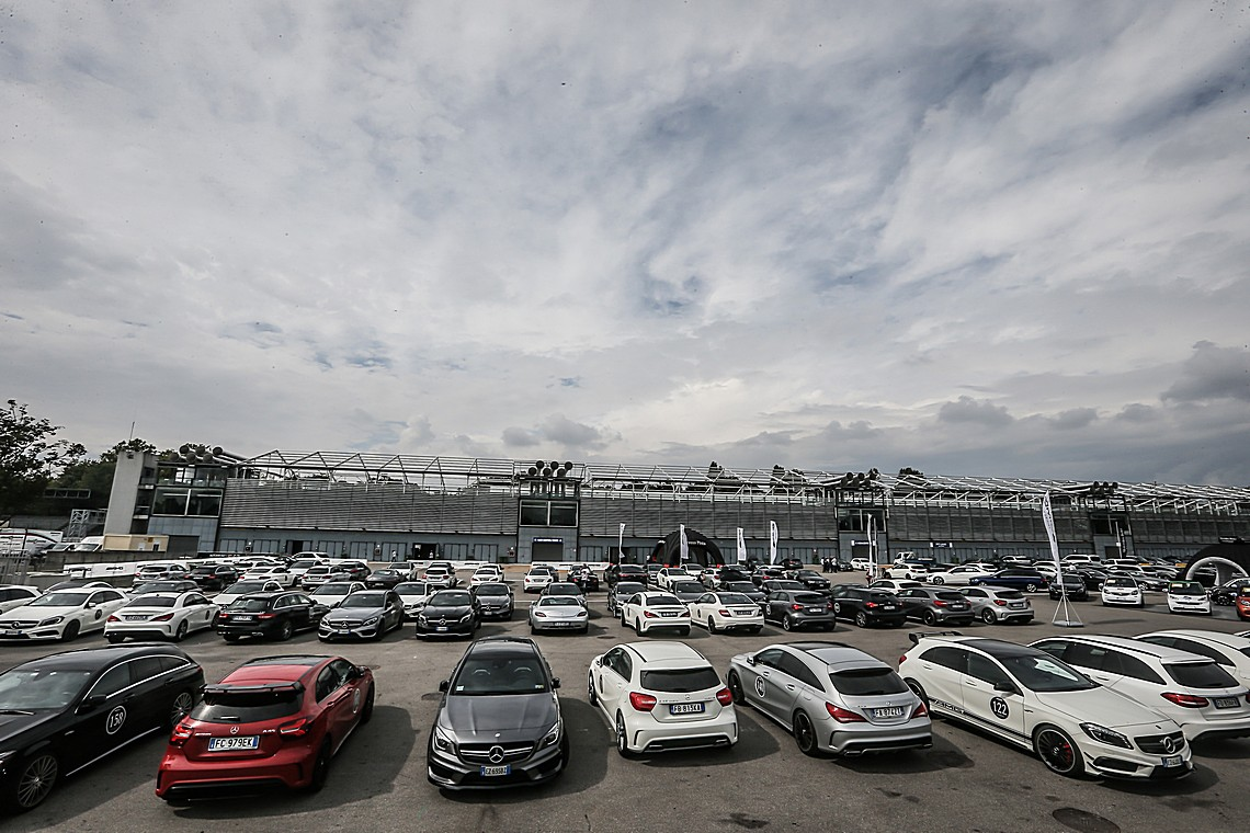 AMG Driving Day Monza 2016 20