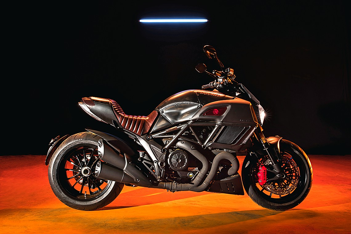 Ducati Diavel Diesel 6