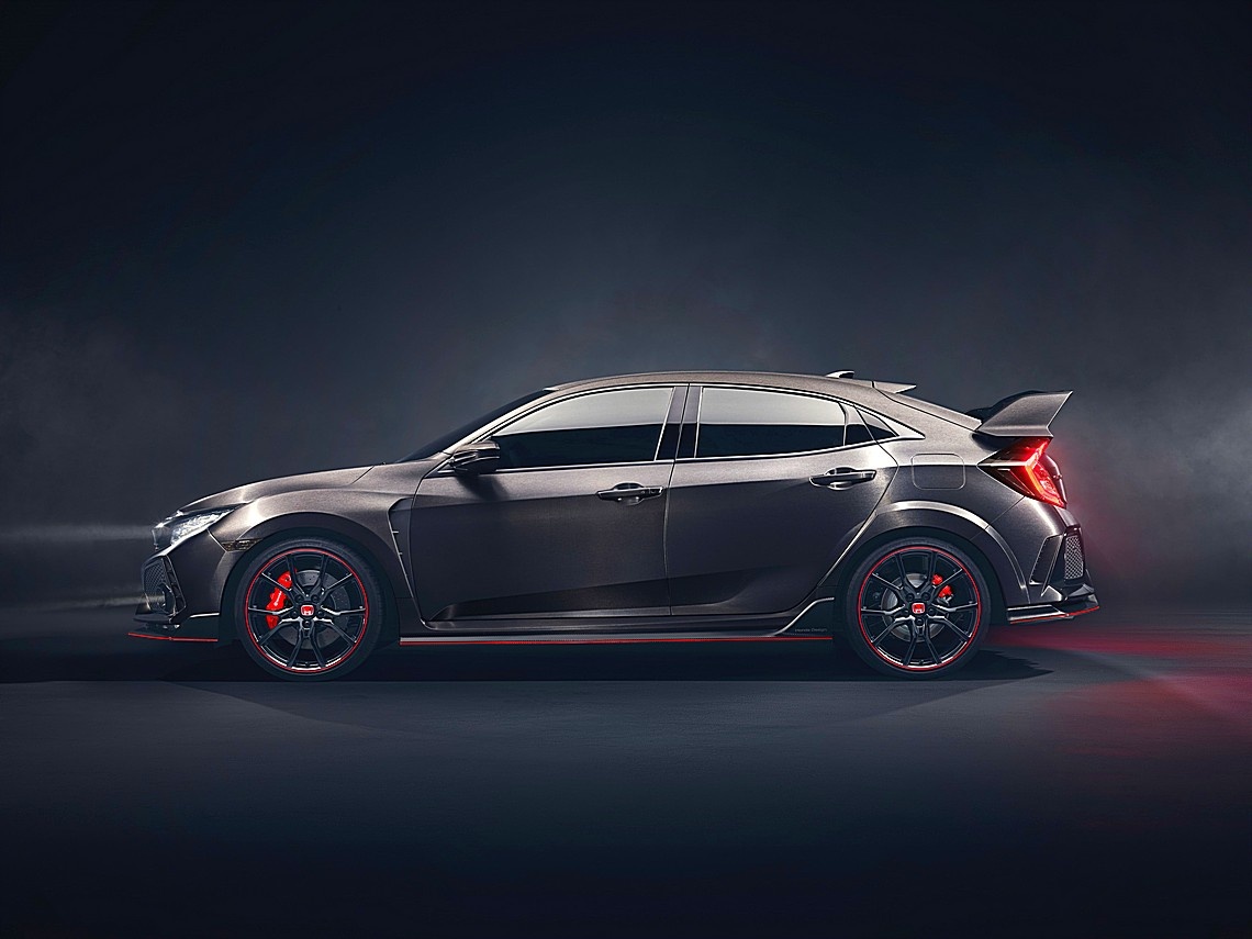 Honda Civic Type R New 5