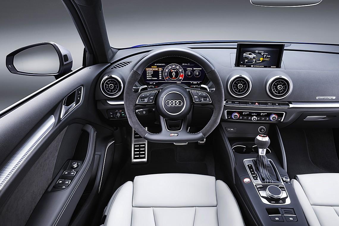 Audi RS3 Sportback 11