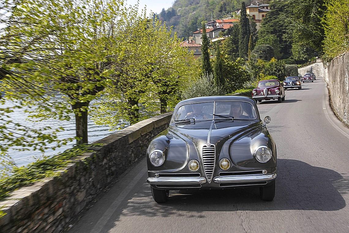 Alfa Romeo 6C 2500 SS Villa Este 8