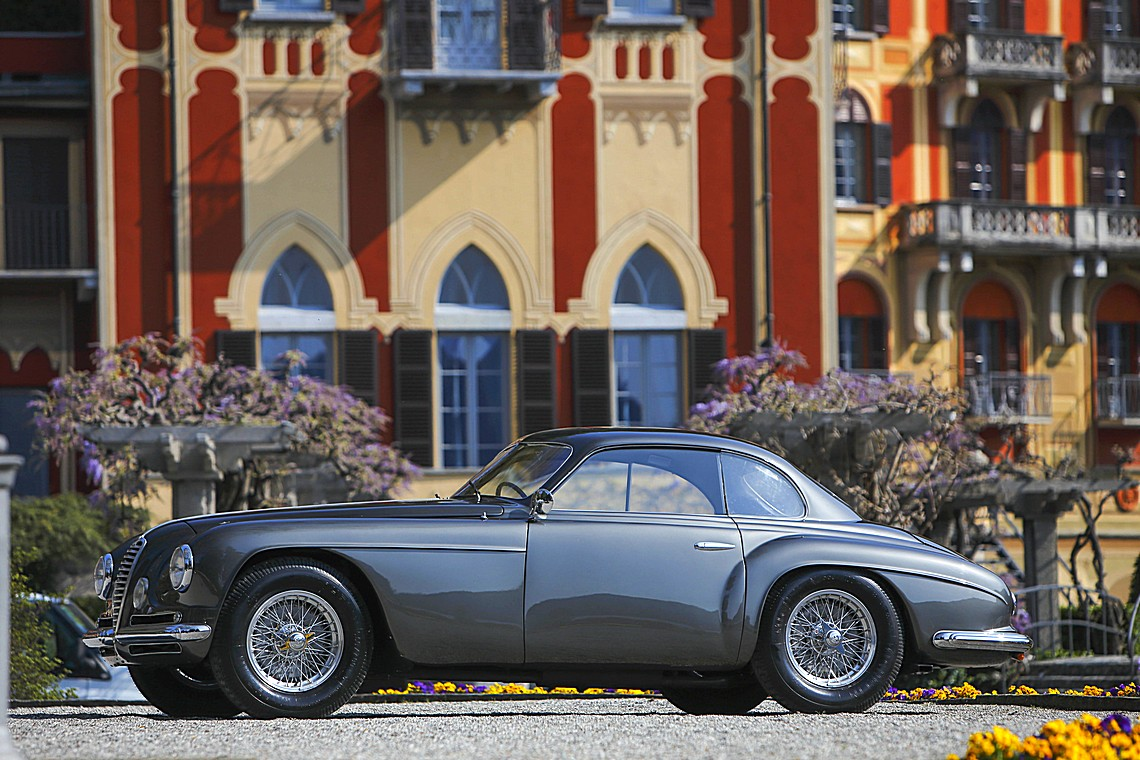 Alfa Romeo 6C 2500 SS Villa Este 2