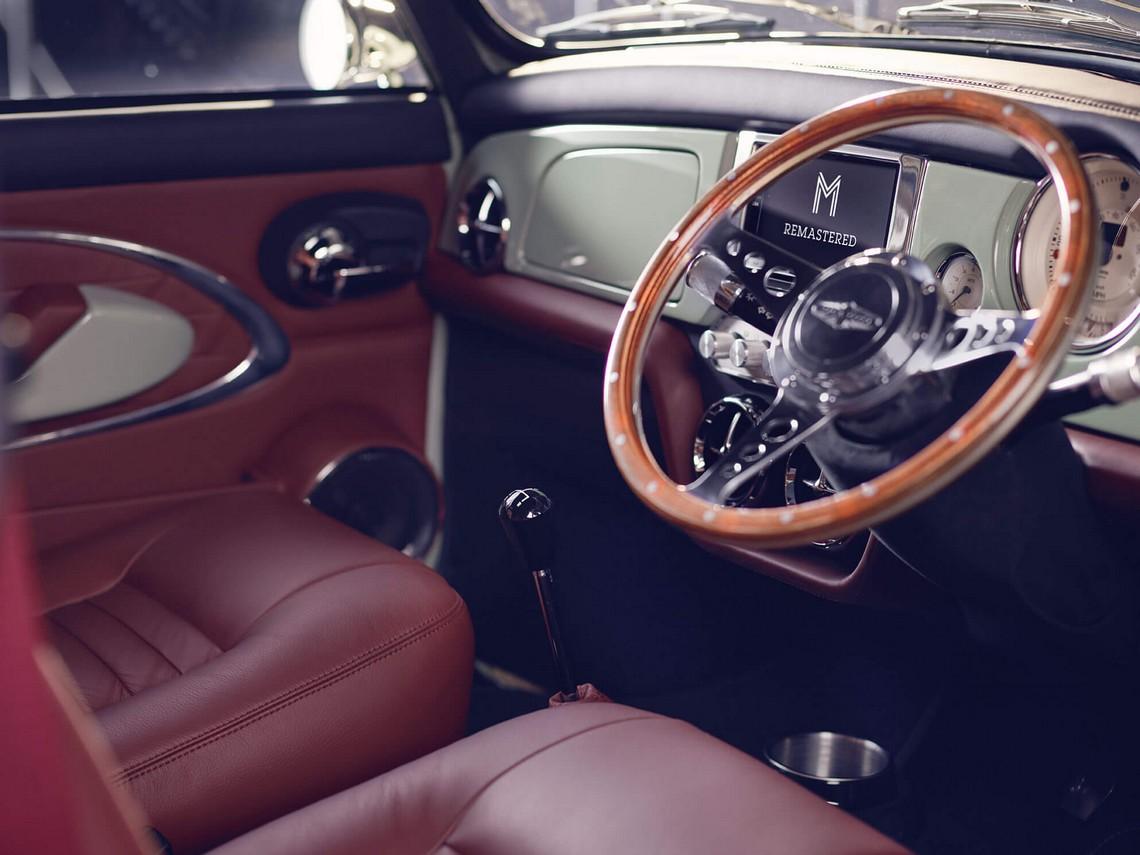 Mini Remastered by David Brown Automotive Volante