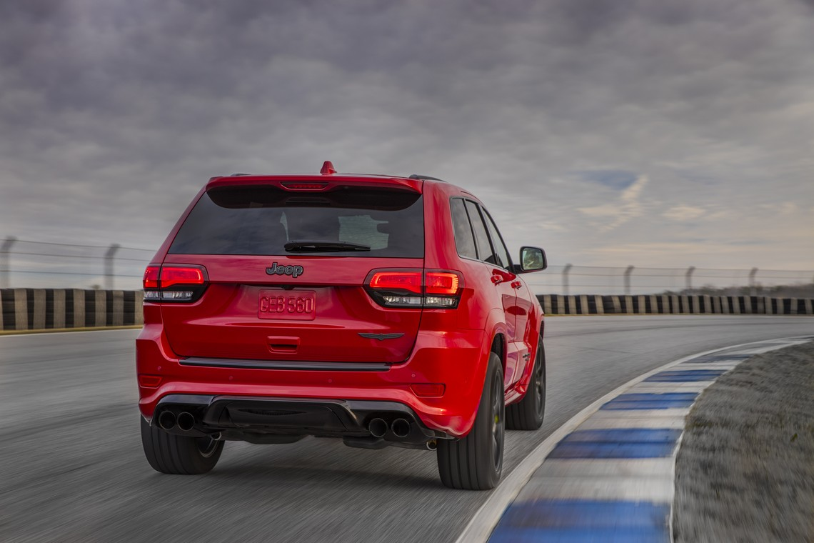 Jeep Grand Cherokee Trackhawk 15