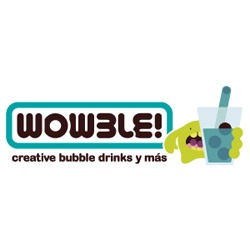 Wowble! creative bubble drinks y más