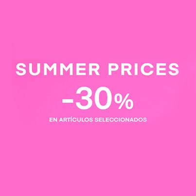 OYSHO: SUMMER PRICES