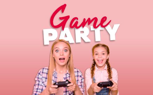 Au mois de juillet, la Game Party revient à Miramar !