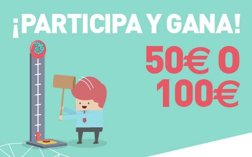 Ayúdanos a conocer tu opinión sobre centro comercial Miramar y llévate una tarjeta de regalo de hasta 100€