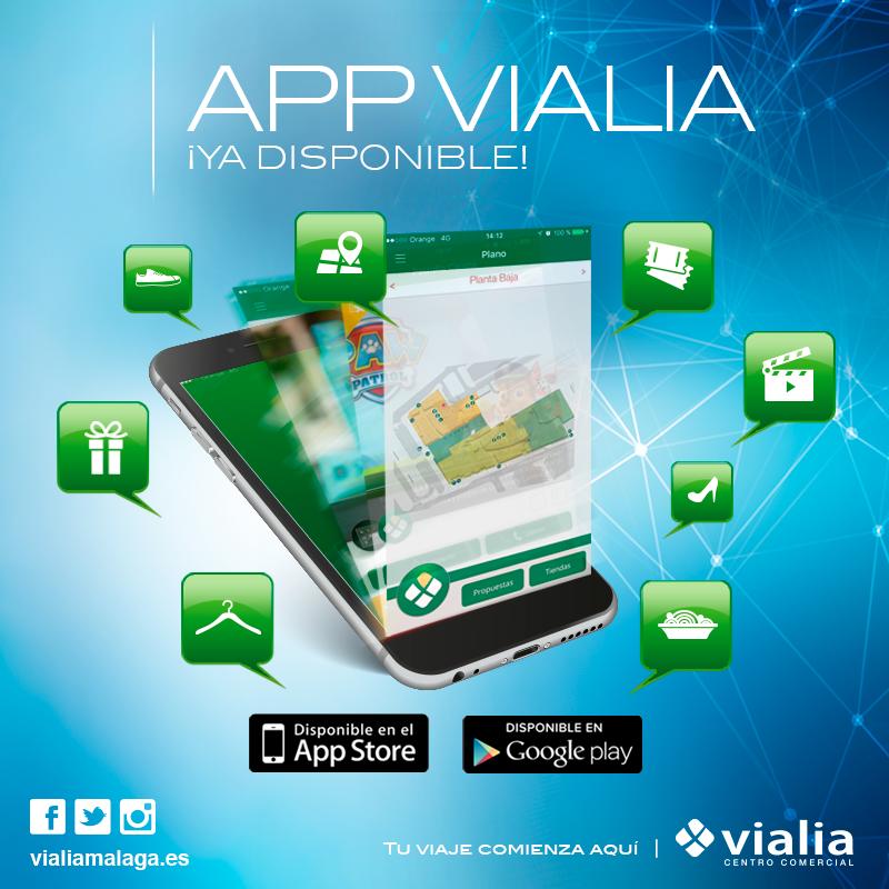 ¡Descárgate nuestra app!