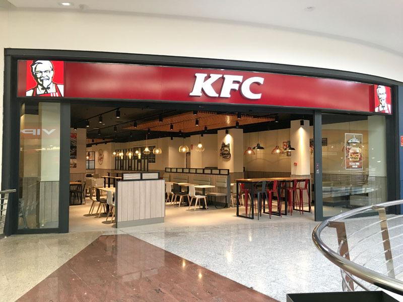 ¡Nueva apertura de KFC!