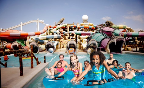 Yas waterworld deals