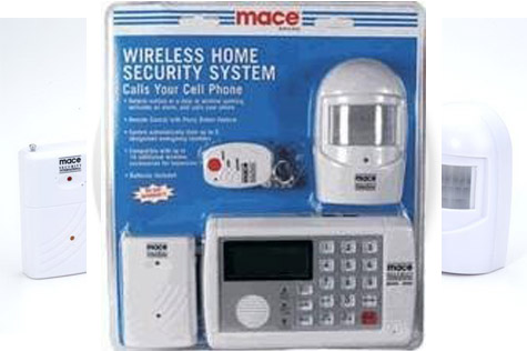 Mace Wireless Home Security System 28 Images