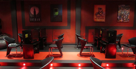 Voltage7 Is A Modern Gaming/social Center For Todayu0027s Stylish Youth And Is  Meant To Dedicate Its Resources To Deliver A More Professional Service In  The ...