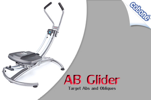ab glider workout instructions