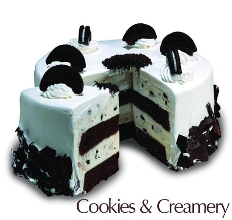 Cold Stone Ice Cream Cake Review
