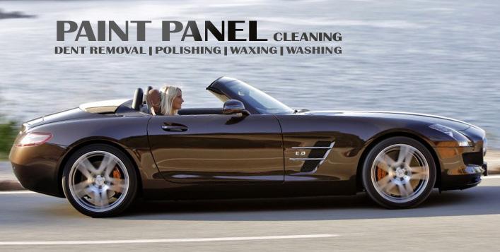 Car paint restoration & polishing