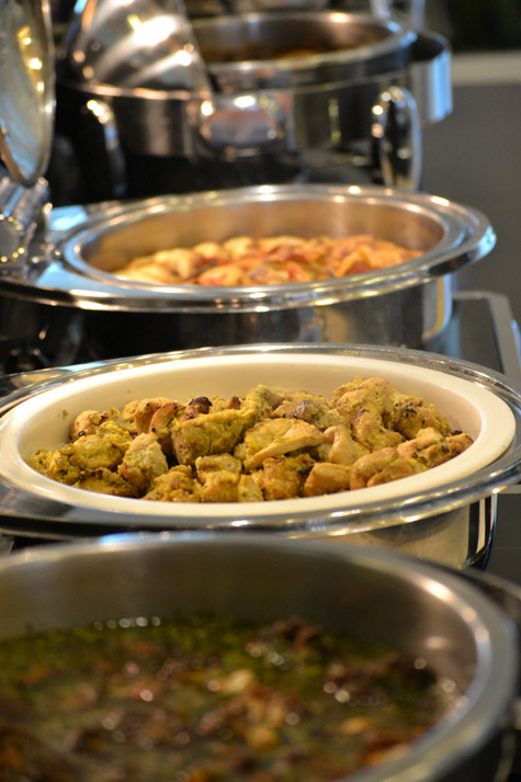 Lunch buffet deals in west delhi
