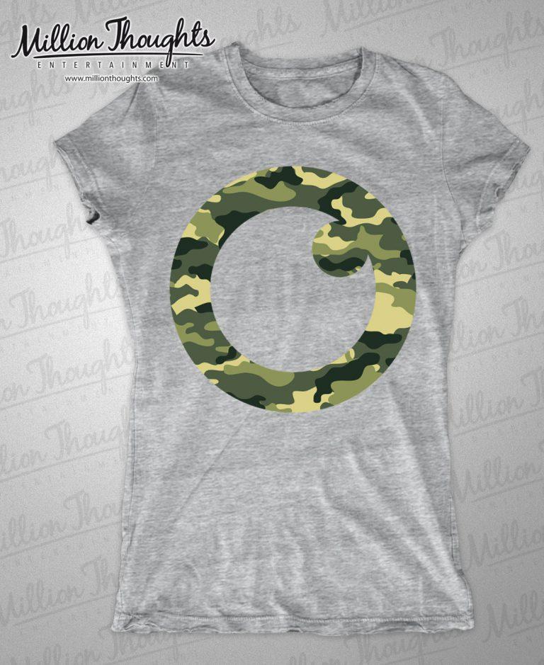 Grey Girlie_Green Logo