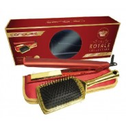 Corioliss C1 Royal Collection - Professional Styling Iron and Brush Set