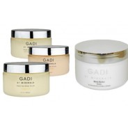 Gadi 21 Minerals Body Butter Vanilla/ Gadi 21 Minerals Dead Sea Body Scrub Pack-Choose your flavour