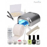 Nail Art  Design UV Gel Set