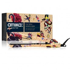 "amika True Tattoo Hair Straightener 1.5"" Ceramic Plate"