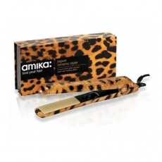 "amika Giraffe Ceramic Hair Straightener w/ 1.5"" Plates"